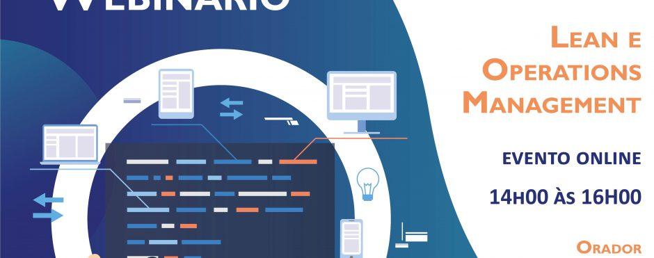 Webinário: Lean e Operations Management